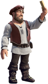 Forge Of Empires Characters